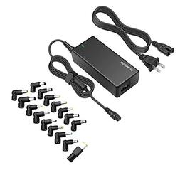Powseed 70w Universal Laptop Charger for HP Asus Acer Samsun