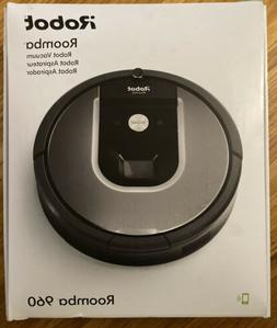 roomba 960 robotic cleaning pet