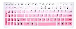 Silicone Keyboard Cover Skin for 15.6 inch ASUS GL552VW K501