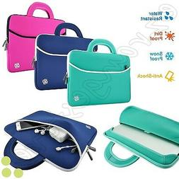 """Slim 14"""" Inch Sleeve Carrying Case Cover Bag Handle for  14"""""""