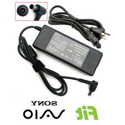 FOR SONY VAIO AC ADAPTER LAPTOP CHARGER VGP-AC19V19 19.5V