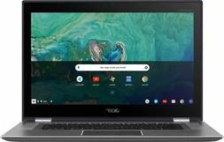"Acer - Spin 15 2-in-1 15.6"" Touch-Screen Chromebook - Intel"