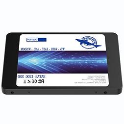 Dogfish SSD 120GB SATA3 III 2.5 Inch Internal Solid State Dr