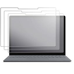 J&D Compatible for 3-Pack Surface Laptop Screen Protector,
