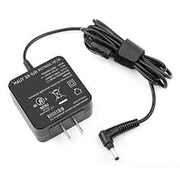 TFDirect AC Adapter Laptop Charger for Lenovo IdeaPad 100 10