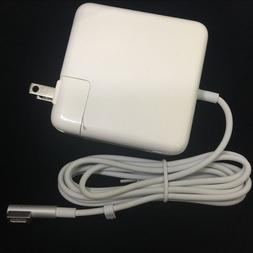 "85W ""L"" Tip AC Wall Power Supply Adapter For Apple MagSafe M"