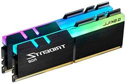 G.SKILL TridentZ RGB Series 16GB  288-Pin DDR4 SDRAM DDR4 32
