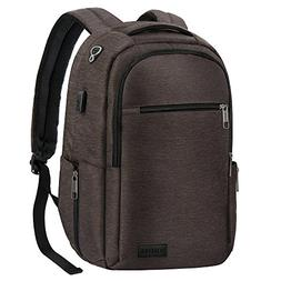 TSA Laptop Backpack, Water Resistant Anti Theft Travel Backp