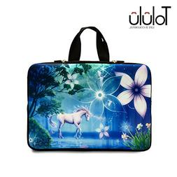 """Unicorn 14"""" 14.4"""" inch Notebook Laptop Case Sleeve Carrying"""