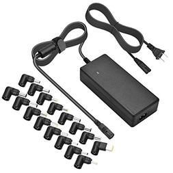 90w Universal Ac Laptop Charger Power Adapter for Hp Compaq