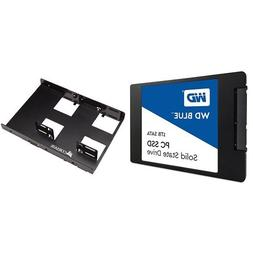 WD Blue 1TB Internal SSD Solid State Drive - SATA 6Gb/s 2.5