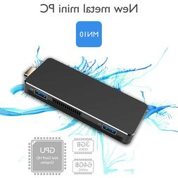 Windows 10 Mini PC Stick 3GB Ram 64GB eMMC Intel N3350 Wifi